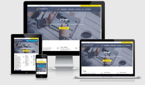Condimentum WordPress Template
